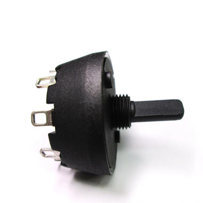 2-10 Position Rotary Switch